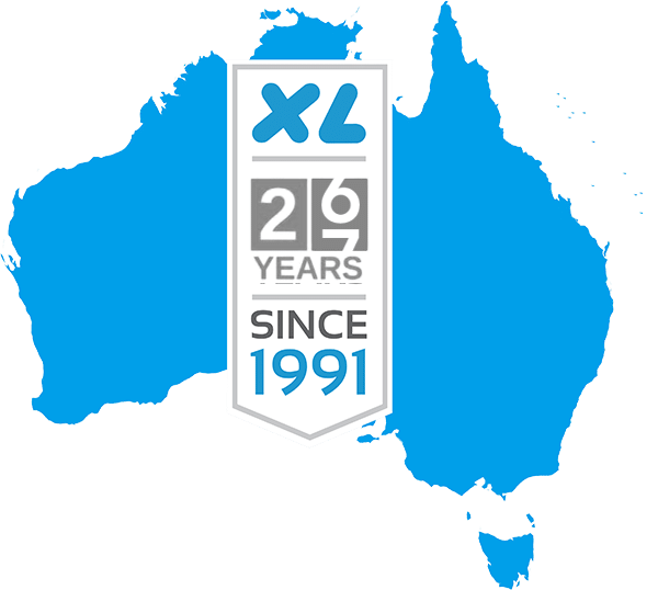 XL Logo - Since 1991