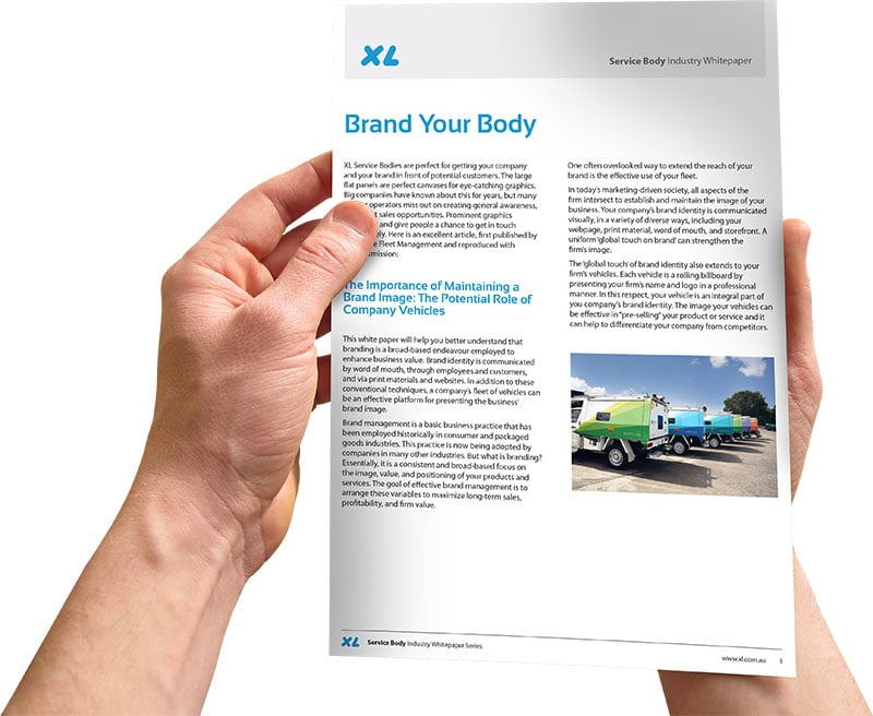 Whitepaper Brand your Body