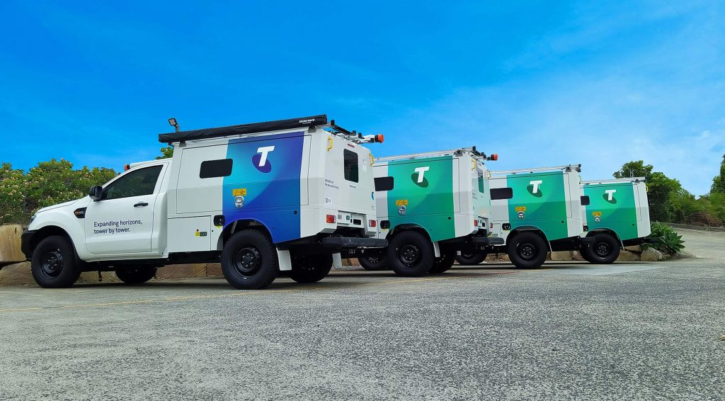 Telstra Service Bodies